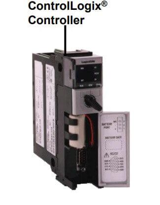 Allen Bradley ControlLogix Controller