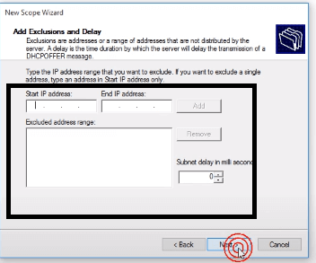 how to change dhcp lease time windows
